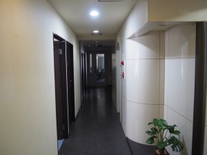 共用部分 3階廊下