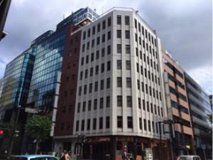 新横浜支店外観